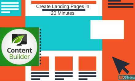 How To Create Powerful Landing Page Within 20 Minutes-Step By Step Guide
