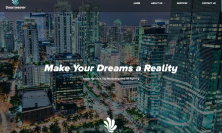 StartUp Business Website – Dreamweaver