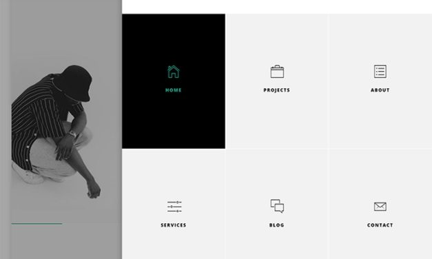 Personal Portfolio Website Design- Selene