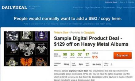 13 Best Group Buying and Daily Deals WordPress Themes
