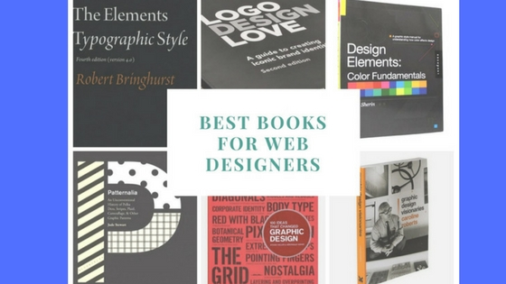 Best Books For Web-Designers- All Designers Should Read Them