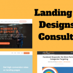 Landing Page Designs For Consultants