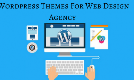 WordPress Themes For Web Design Agency
